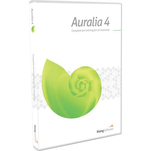 Sibelius Auralia 4 - Training Software Bundle 95116527300