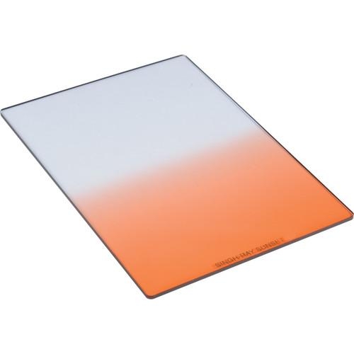 Singh-Ray 84 x 120mm 4 Sunset Soft-Edge Graduated Warming R-123