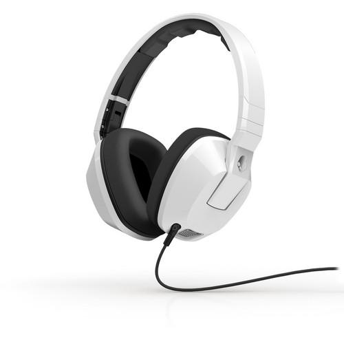 Skullcandy Crusher Over-Ear Headphones (White) S6SCFZ-072
