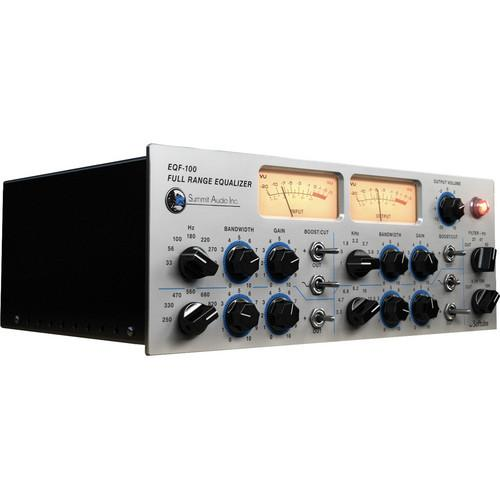 Softube Summit Audio EQF-100 Full Range Equalizer SFT-EQF-1