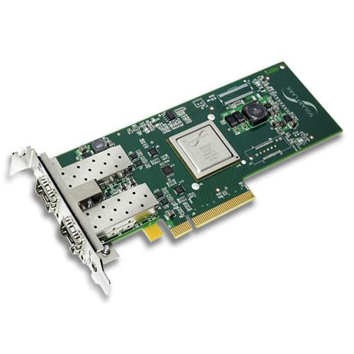 Solarflare SFN5162F Dual-Port 10 GbE Server Adapter SFN5162F