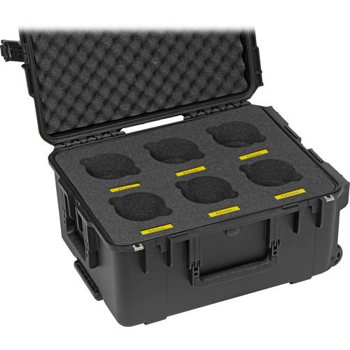 Sony 6-in-1 PL Mount Lens Case for CineAlta Lenses LCPK6CZ