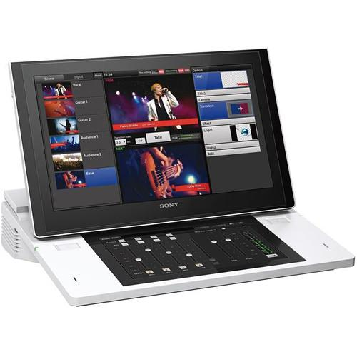 Sony  Anycast Touch Live Content Producer AWS-750