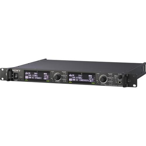 Sony DWRR02D/14 Dual Channel Rackmountable Digital DWRR02D/14