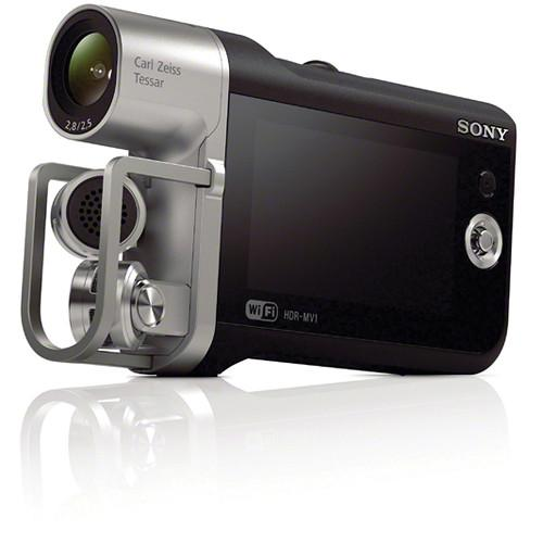 Sony  HDR-MV1 Music Video Recorder HDR-MV1