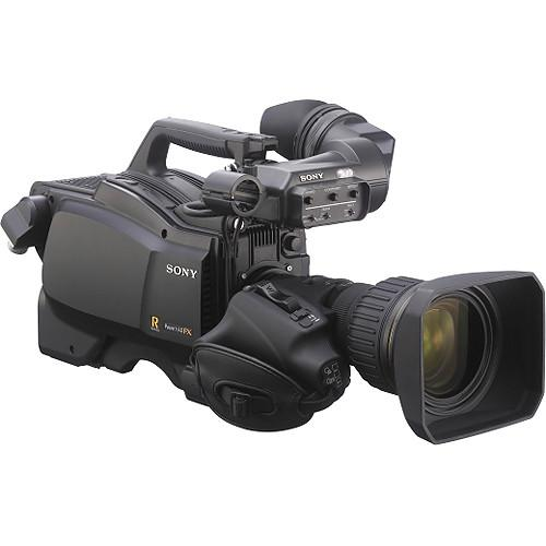 Sony HSC-100RF Optical Fiber Broadcast Camera HSC-100RF