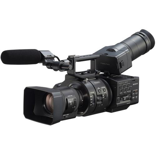 Sony NEX-FS700R Super 35 Camcorder with 18-200mm NEX-FS700RH