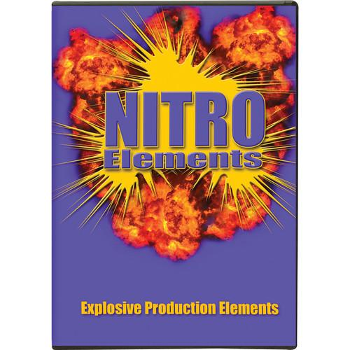 Sound Ideas Nitro Elements Production Elements DVD SI-NITRO-DVD