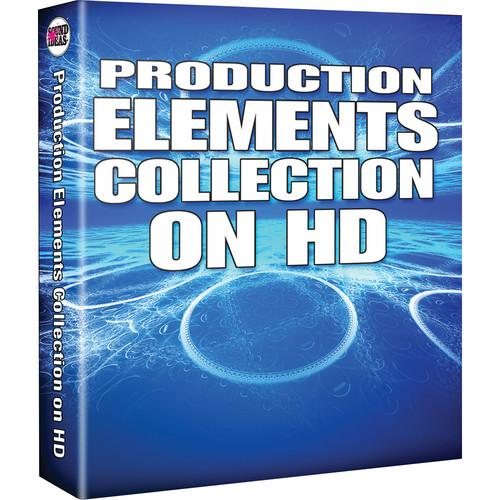 Sound Ideas Production Elements Collection Hard Drive M-PE-HD