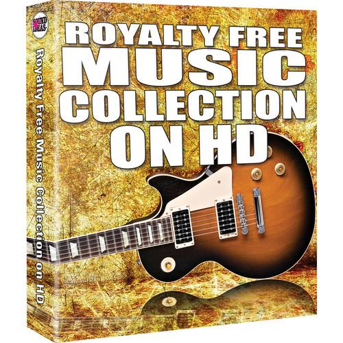 Sound Ideas Royalty-Free Music Collection Hard Drive M-RFM-HD