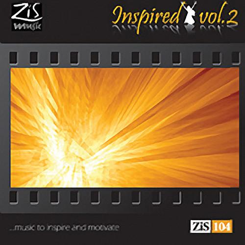 Sound Ideas The Zis Music Library (Inspired Vol. 2) SS-ZIS-Z104