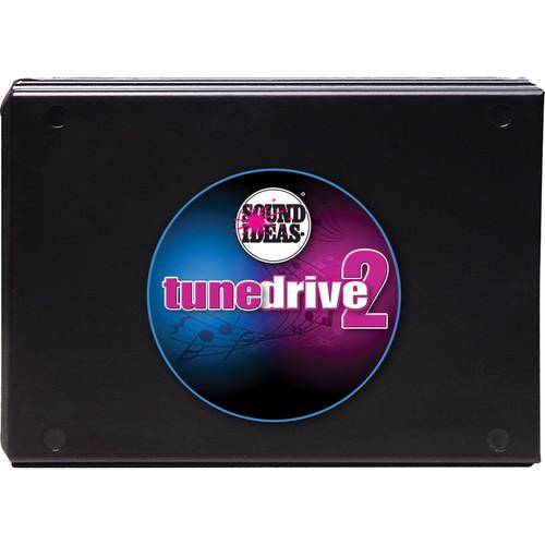 Sound Ideas Tune Drive 2 Royalty-Free Music Hard TUNE DRIVE #2