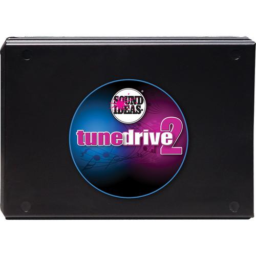 Sound Ideas Tune Drive 2 Royalty-Free Music on Hard M-SI-TUNE2