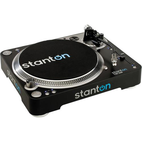 Stanton T.92 USB Direct-Drive DJ Turntable T92USB-NA