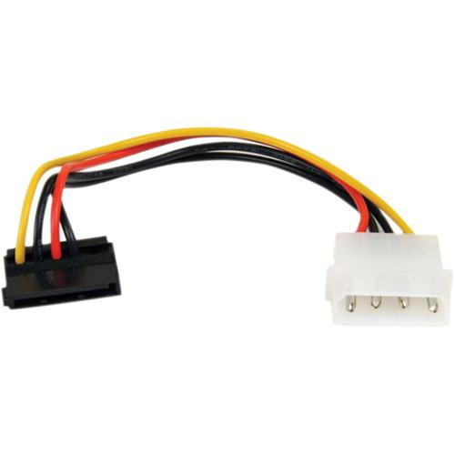 StarTech 4 Pin Molex to Right-Angle SATA Power SATAPOWADAPR