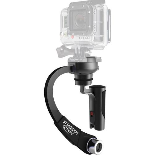 Steadicam Curve for GoPro HERO Action Cameras (Black) CURVE-BK