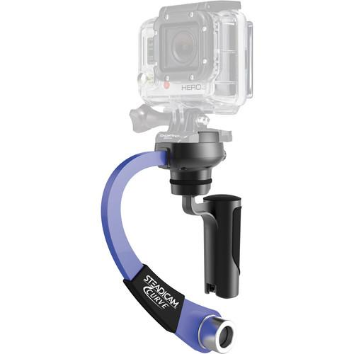 Steadicam Curve for GoPro HERO Action Cameras (Blue) CURVE-BL