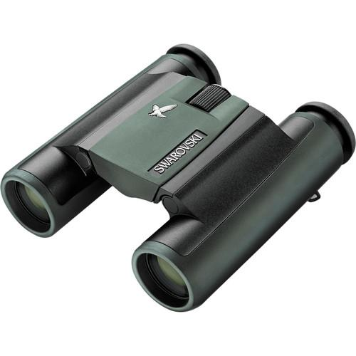 Swarovski 10x25 CL Pocket Binocular (Green) 46211