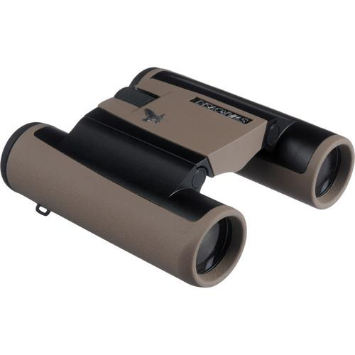 Swarovski 8x25 CL Pocket Traveler Binocular (Sand Brown) 46202