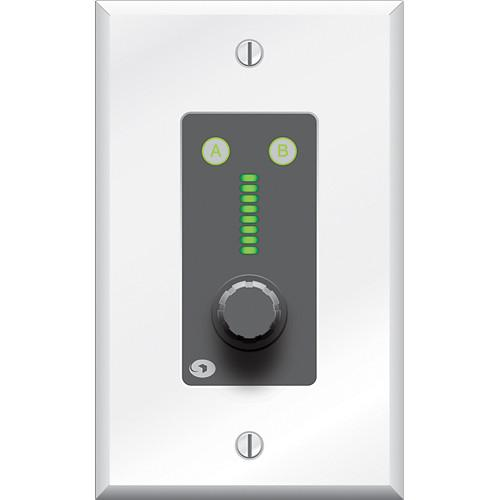 Symetrix ARC-K1e Modular Remote Control Wall Panel ARC-K1E