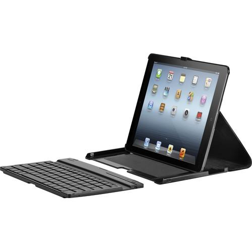 Targus Versavu Keyboard Case for iPad Air (Noir) THZ192US