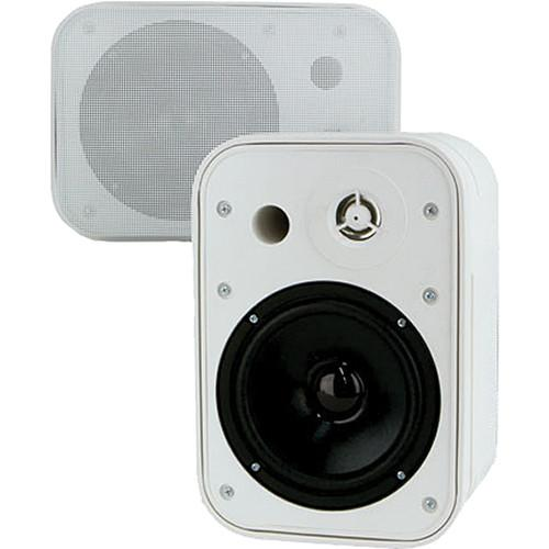 TeachLogic Wall Mount Speaker Package with Speaker Cable WM-2