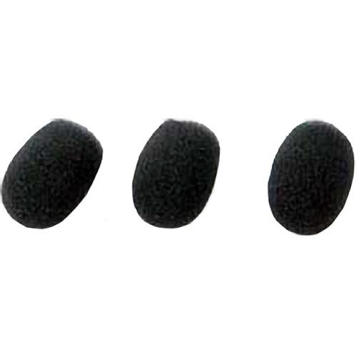 TeachLogic Windscreens for HBM-935 Microphones (3-Pack) WS-900