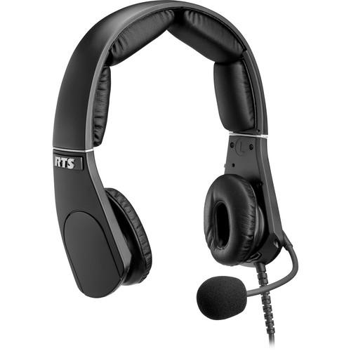 Telex MH-302 Dual-Sided Headset with 4-Pin XLR F.01U.149.684