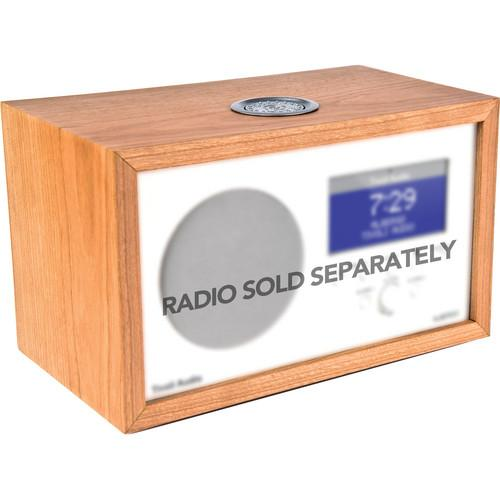Tivoli Wood Cabinet for Albergo Clock Radio (Cherry) AKITCH