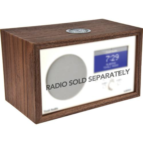 Tivoli Wood Cabinet for Albergo Clock Radio (Walnut) AKITWL