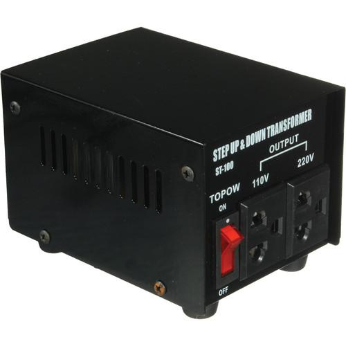 TOPOW ST-100 Step Up / Down Transformer (100W) ST100