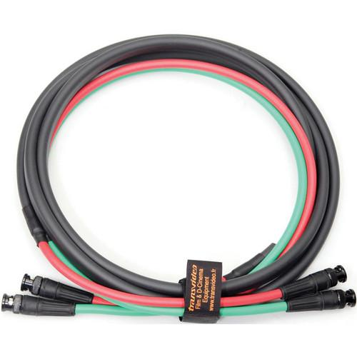 Transvideo 4.5 GHz 3D-HDTV Dual-Link BNC to BNC Cable 906TS0148