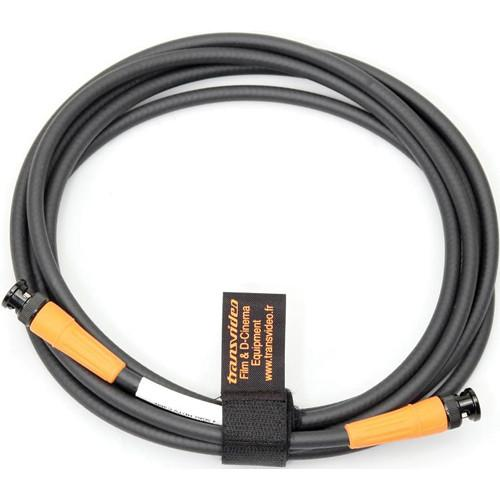 Transvideo 4.5 GHz 3G-SDI BNC to BNC Cable (9.9') 906TS0146