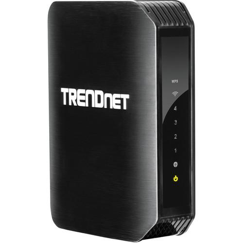 TRENDnet  N300 Wireless Gigabit Router TEW-733GR