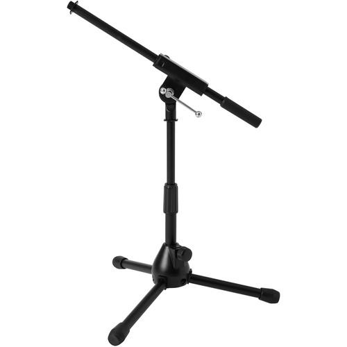 Ultimate Support JS-MCFB50 Low-Level Tripod Mic Stand 16795