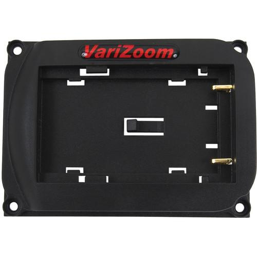 VariZoom JVC Battery Plate for VZM5 and VZM7 Monitors VZ-M-BPJ