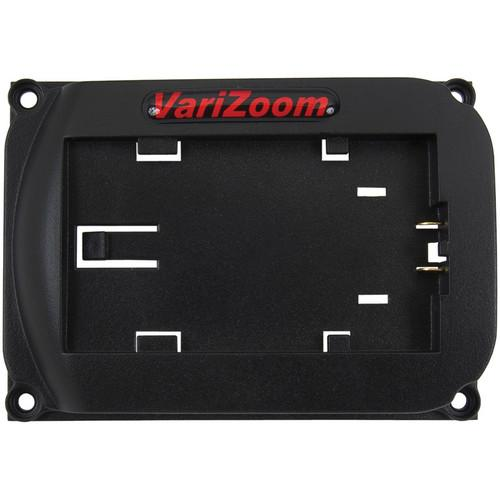 VariZoom Panasonic Battery Plate for VZM5 and VZM7 VZ-M-BPP