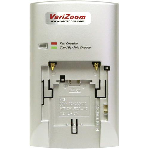 VariZoom Travel Charger for Sony L-Series Batteries VZ-MCH