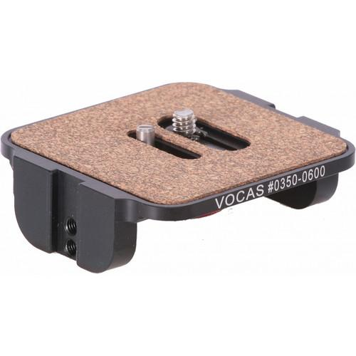 Vocas Pro Support Base Plate for 15mm Pro Rail Supports