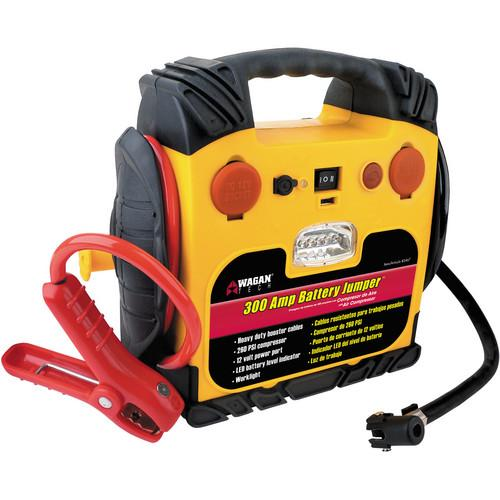 WAGAN 300 AMP Battery Jumper/Portable Power Station 2467