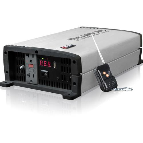 WAGAN Elite 1,000W PRO DC to AC Pure Sine Inverter 2603