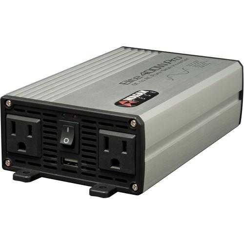 WAGAN Elite 400W PRO DC to AC Pure Sine Inverter 2601