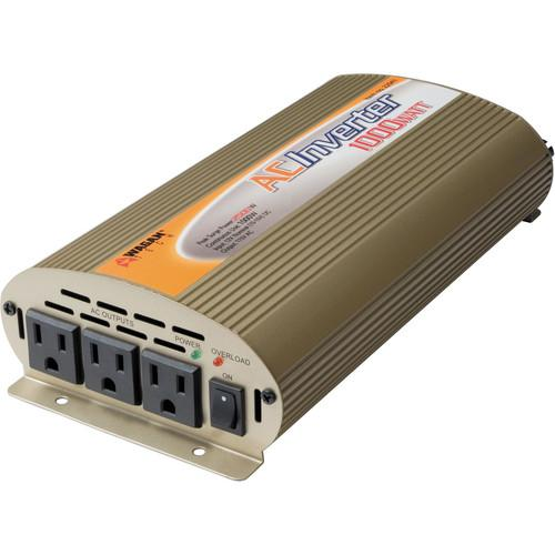 WAGAN Slim Line 1,000W Continuous Power Inverter 2294