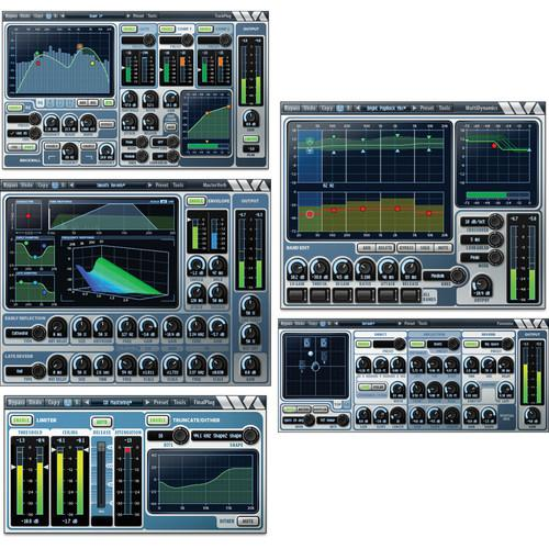 Wave Arts Power Suite Plug-In Bundle (AAX Native) 11-33096