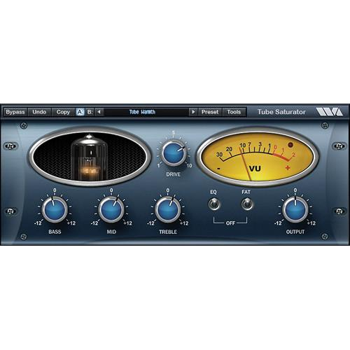 Wave Arts Tube Saturator Tube Emulation Plug-In 11-33100