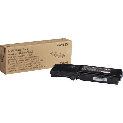 Xerox High Capacity Black Toner Cartridge for Phaser 106R02228