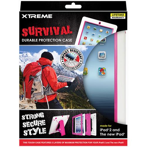 Xtreme Cables Survival Durable Protection Case for iPad 51292