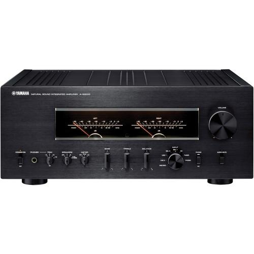 Yamaha A-S3000 Integrated Amplifier (Black) A-S3000BL