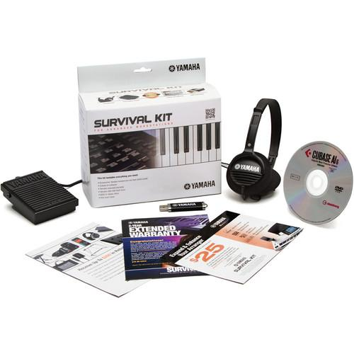 Yamaha  Arranger Workstation Survival Kit SK AW