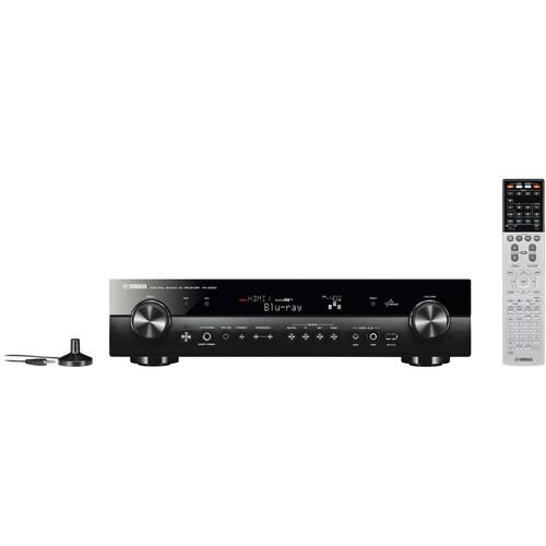 Yamaha RX-S600 5.1-Channel Network AV Receiver RX-S600BL